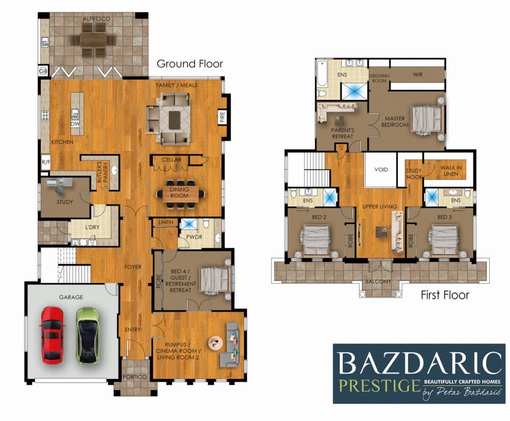 Lucius Floorplan 1